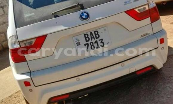 Buy BMW X3 White Car in Lusaka in Zambia