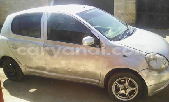 Buy Toyota Vitz Silver Car in Lusaka in Zambia