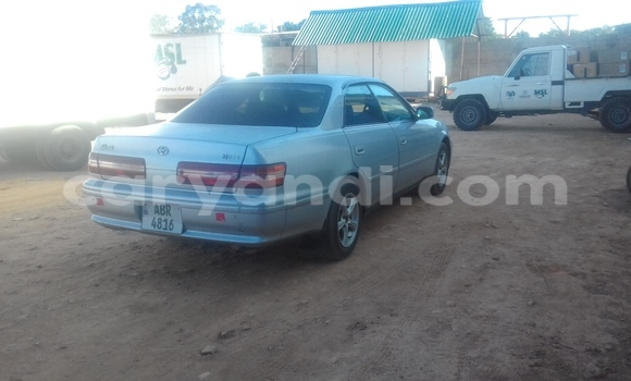Buy Toyota MR2 Silver Car in Lusaka in Zambia